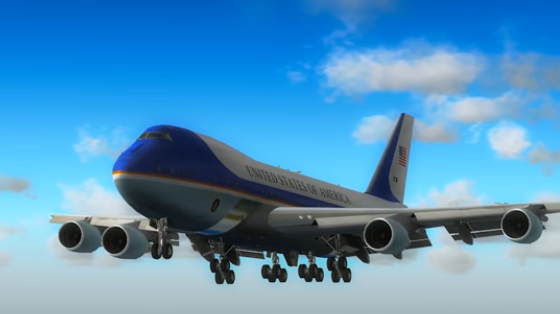Air Force One Quiz
