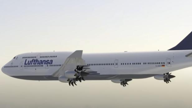 Never Built: Boeing 747-500