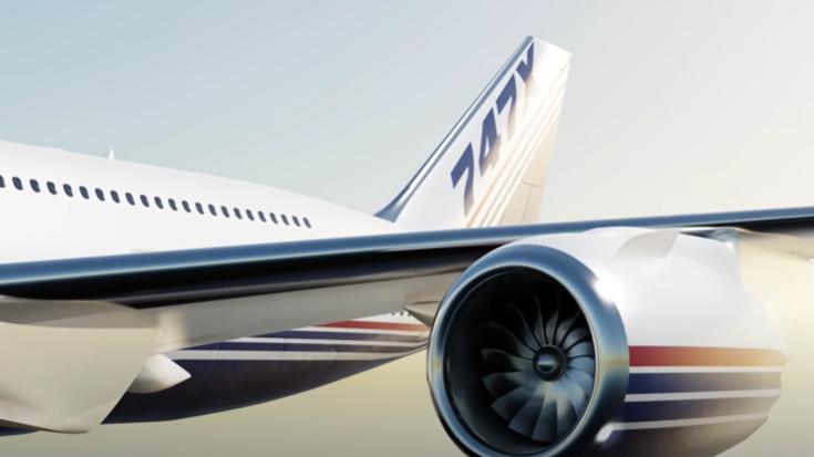 Quiz: Boeing 747X