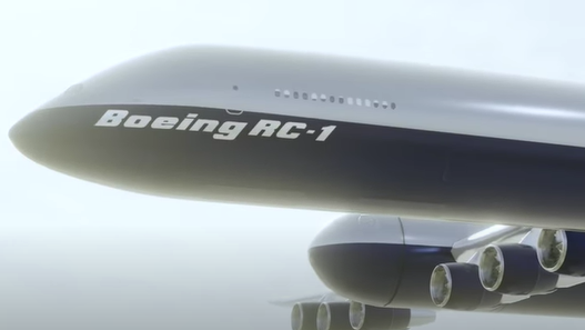 The Boeing Resource Carrier One