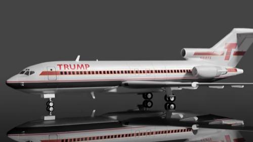 Grounded: Trump Shuttle