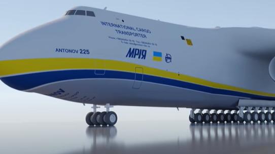 AN-225 as a Passenger Shuttle
