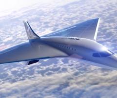 Quiz: Virgin Galactic Supersonic Jet