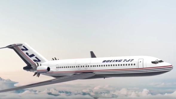 Boeing 7J7