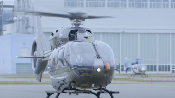 Quiz: Brazil's Helicopter City