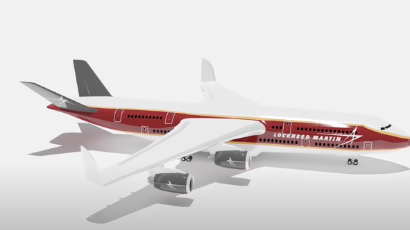 Lockheed A380